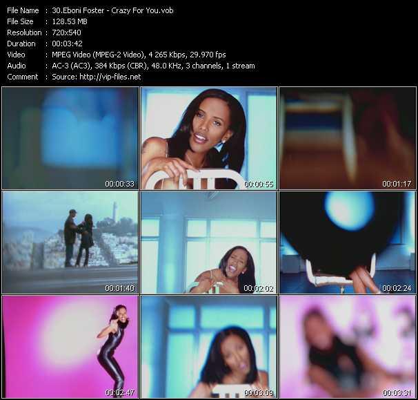 Eboni Foster video screenshot