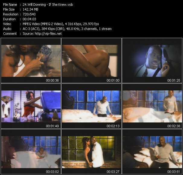 Will Downing video screenshot