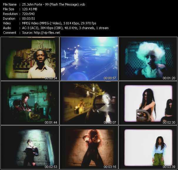 John Forte video screenshot