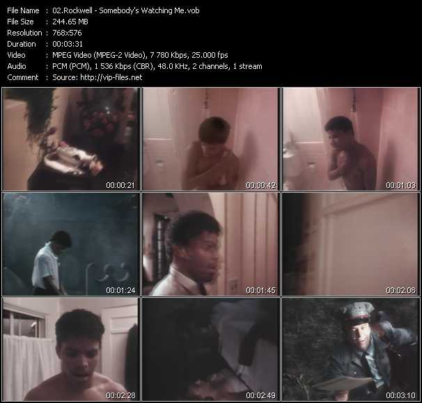 Rockwell video screenshot