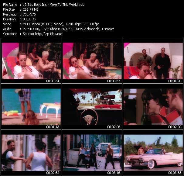 Bad Boys Inc video screenshot