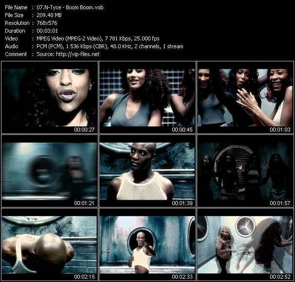 N-Tyce video screenshot