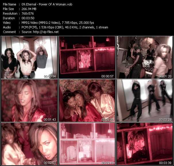 Eternal video screenshot
