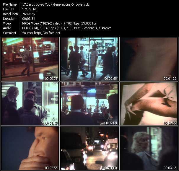 Jesus Loves You (Boy George) video screenshot