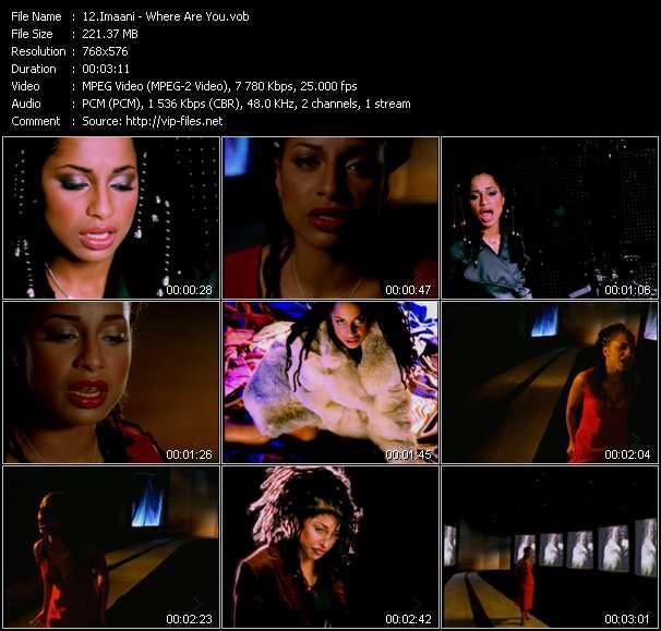 Imaani video screenshot
