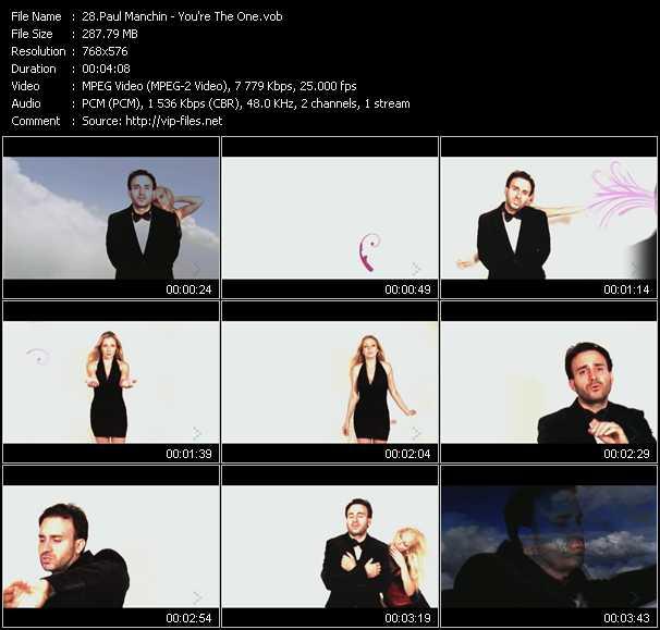 Paul Manchin video screenshot