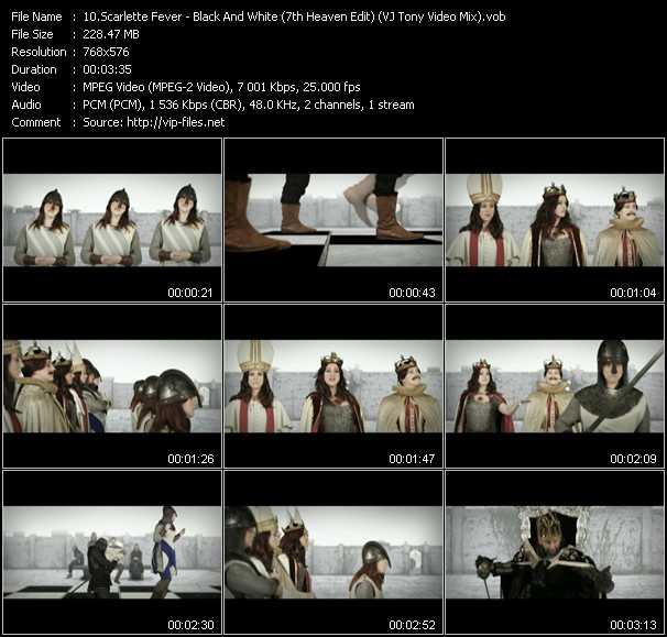 Scarlette Fever video screenshot