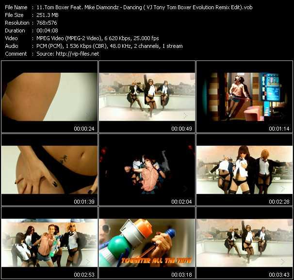 Tom Boxer Feat. Mike Diamondz video screenshot