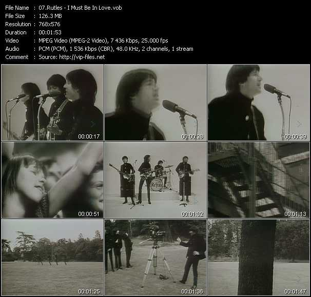 Rutles video screenshot