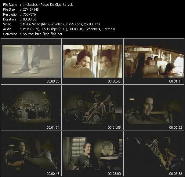video Pasos De Gigante screen