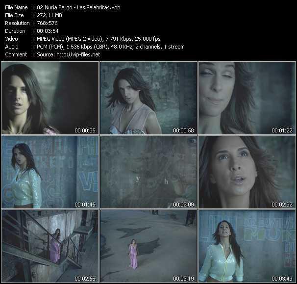 Nuria Fergo video screenshot