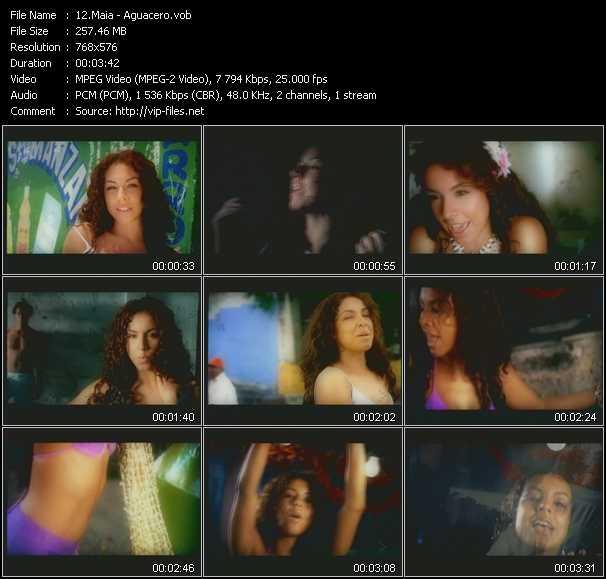 Maia video screenshot