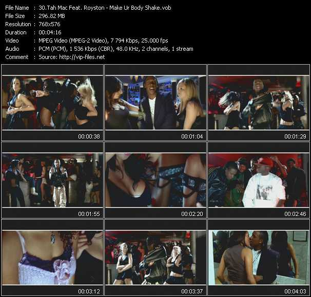 Tah Mac Feat. Royston video screenshot