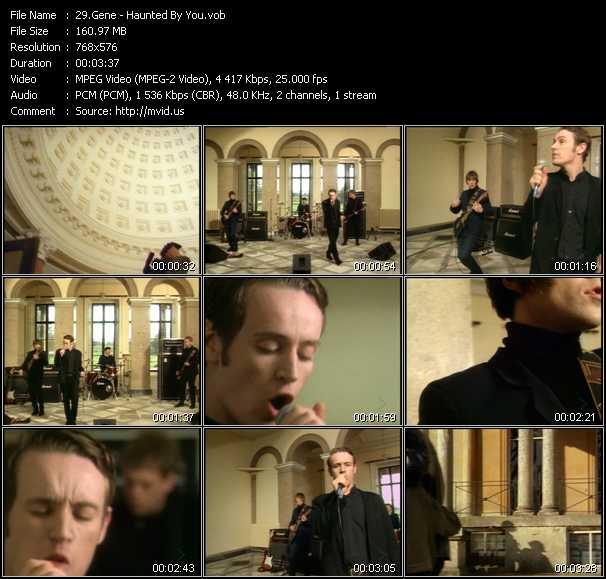 Gene video screenshot
