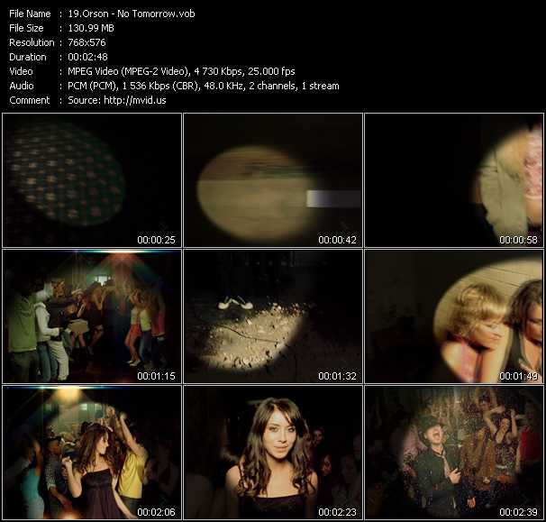 Orson video screenshot