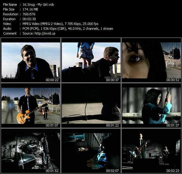 Snug video screenshot