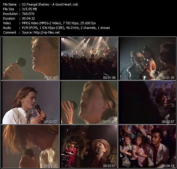 video A Good Heart screen