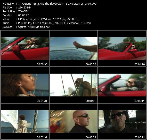 Giuliano Palma And The Bluebeaters video screenshot