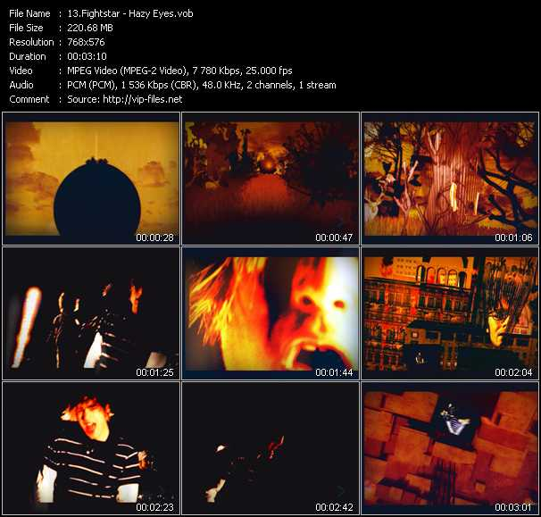 Fightstar video screenshot
