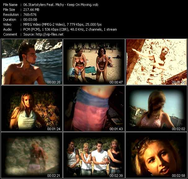 Startstylers Feat. Michy video screenshot