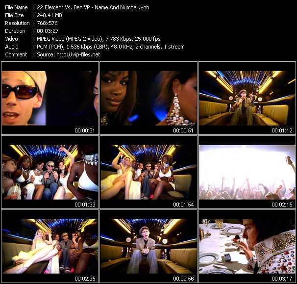 Element Vs. Ben VP video screenshot