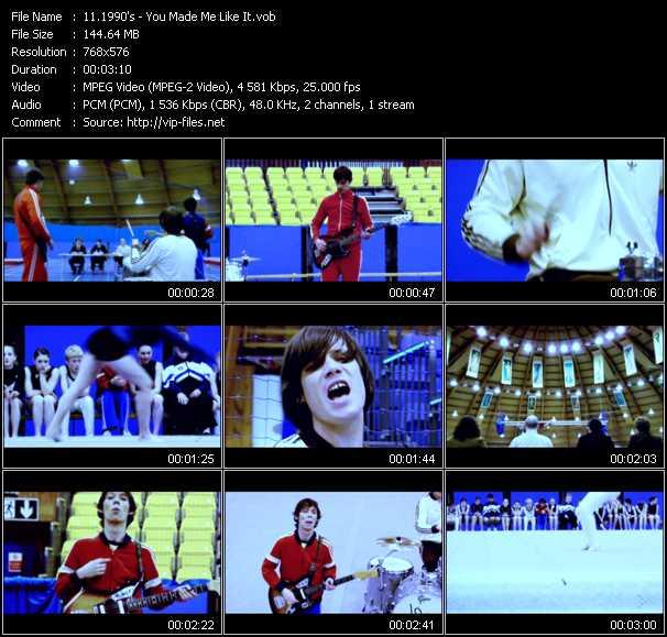 1990's video screenshot