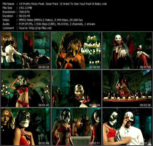 Pretty Ricky Feat. Sean Paul video screenshot