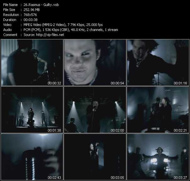 Rasmus video screenshot
