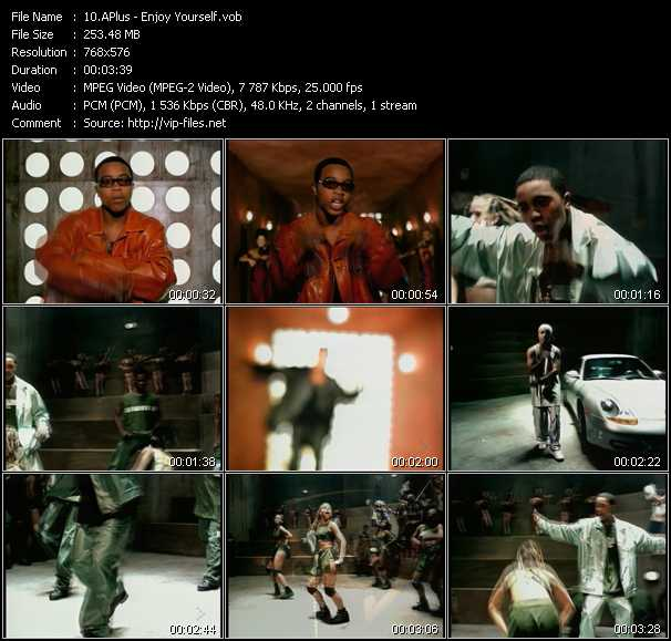 APlus video screenshot