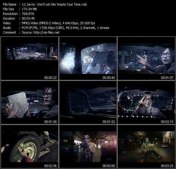 Jarvis video screenshot