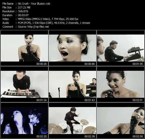 Crush video screenshot