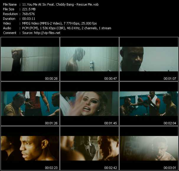 You Me At Six Feat. Chiddy Bang video screenshot
