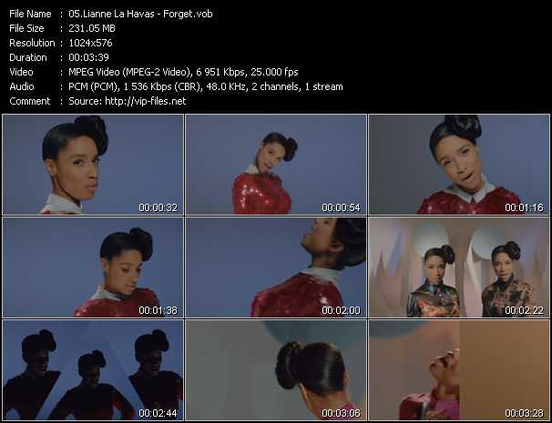 Lianne La Havas video screenshot