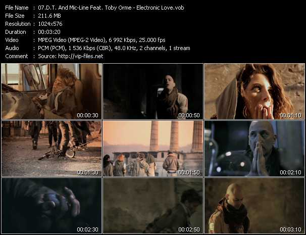 D.T. And Mic-Line Feat. Toby Orme video screenshot