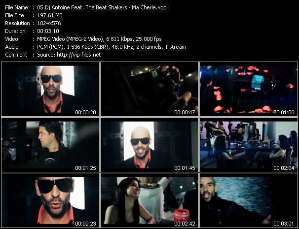 Dj Antoine Feat. The Beat Shakers video screenshot