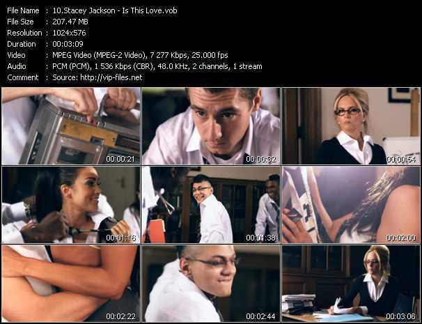 Stacey Jackson video screenshot