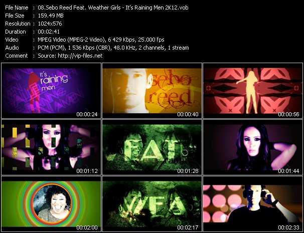 Sebo Reed Feat. Weather Girls video screenshot
