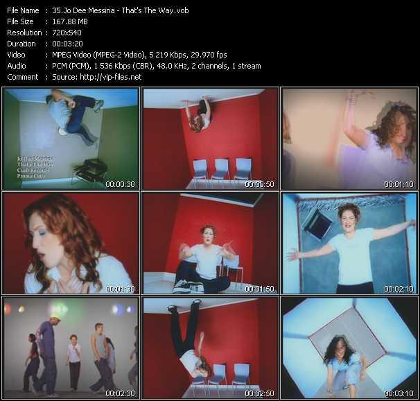 Jo Dee Messina video screenshot