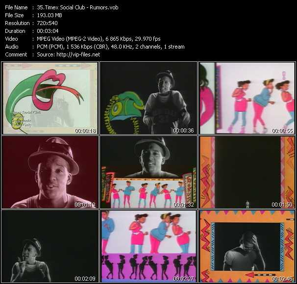 Timex Social Club video screenshot