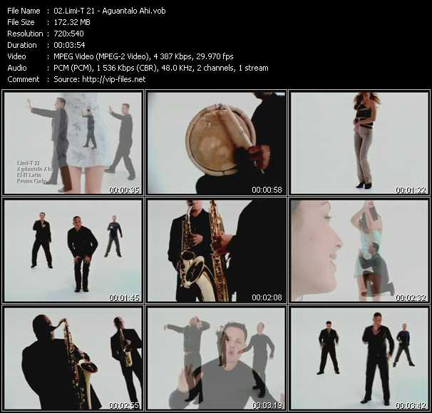 Limi-T 21 video screenshot