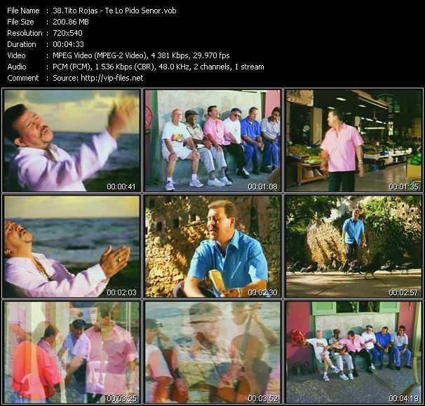 Tito Rojas video screenshot