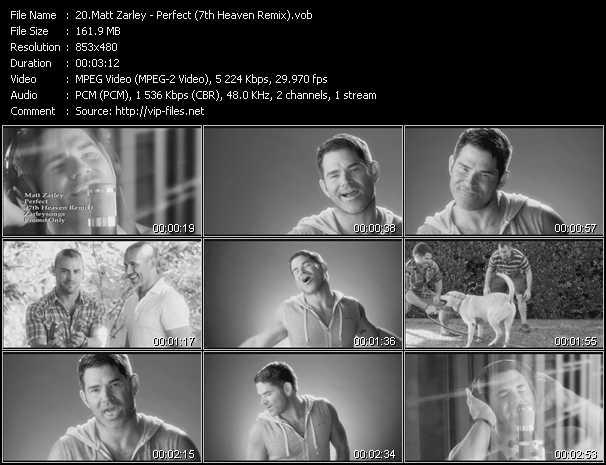 Matt Zarley video screenshot