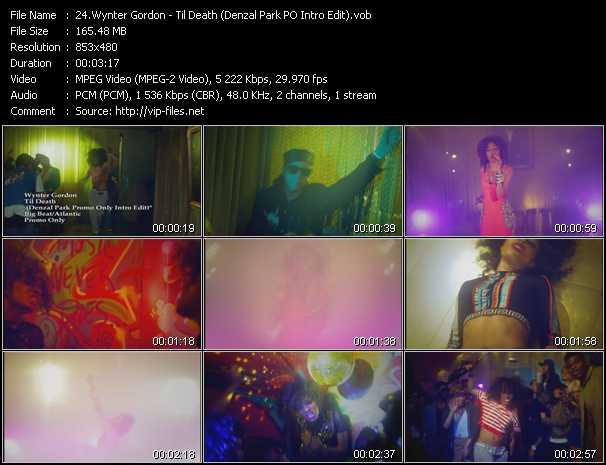 video Til Death (Denzal Park PO Intro Edit) screen