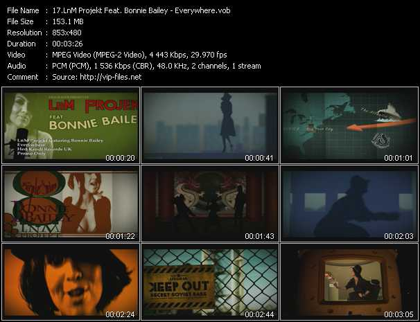 LnM Projekt Feat. Bonnie Bailey video screenshot