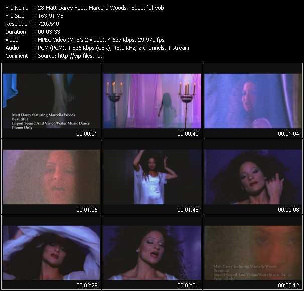 Matt Darey Feat. Marcella Woods video screenshot