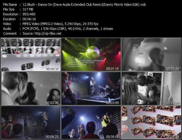 Blush video screenshot