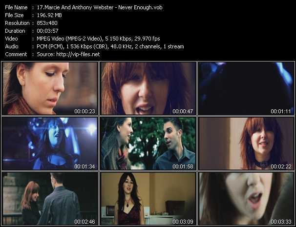 Marcie And Anthony Webster video screenshot