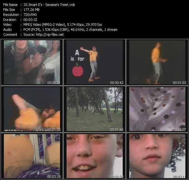 Smart E's video screenshot