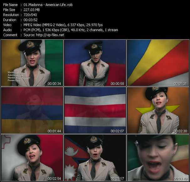 video American Life screen