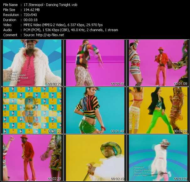 Stereopol video screenshot
